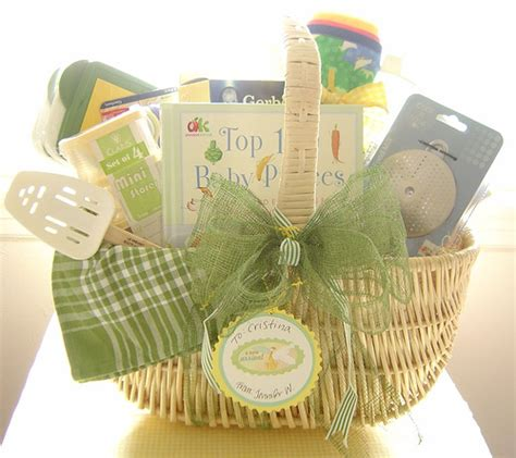 Handmade Baby Baskets - the gallery for gt baby shower gift baskets