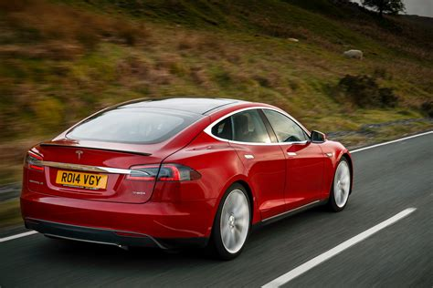 Tesla Morots Tesla Motors Model S 2012 2013 2014 2015 2016