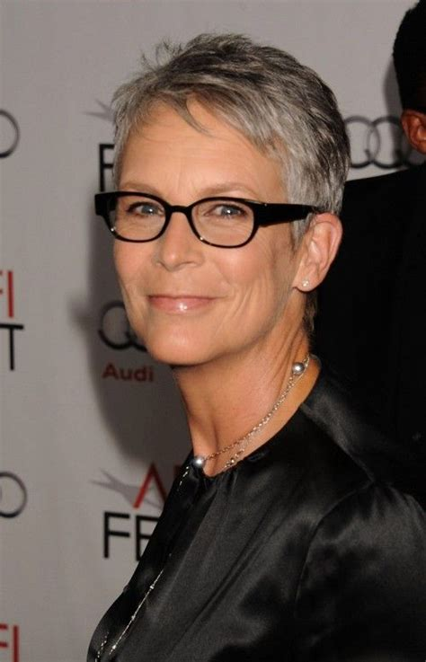 how to style hair like jamie lee curtis lee curtis how jamie lee curtis wintertyp pinterest lee curtis