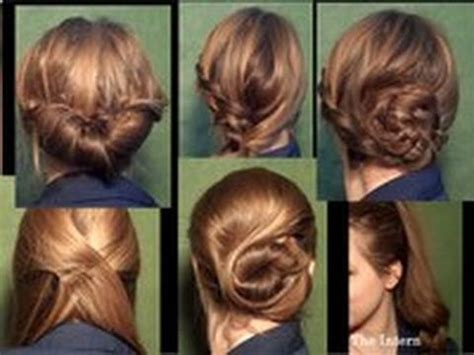 six office hairstyles