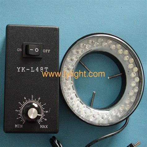 Led L Parts by Yk L48t Microscope Spare Parts Led Ring Light