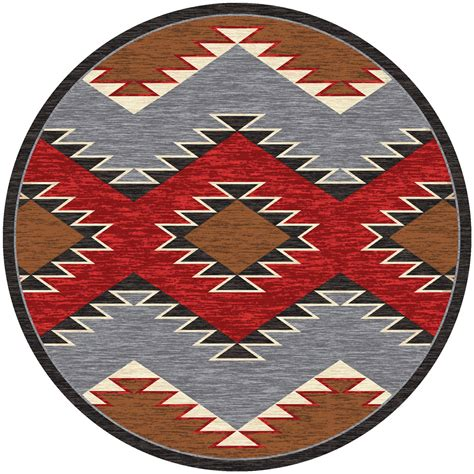 8 Ft Rug by Heritage Southwestern Rug 8 Ft