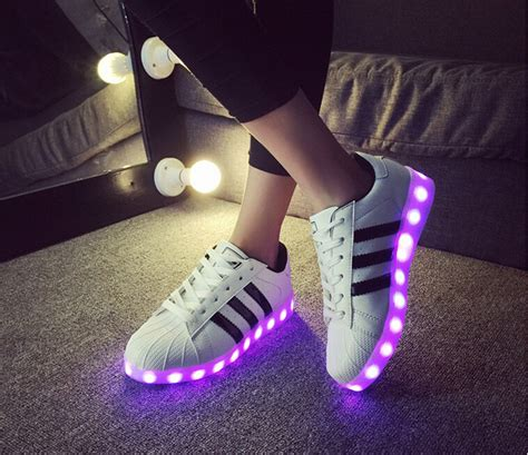 sneakers with light up soles 2015 glowing sneakers with lights up led luminous shoes a