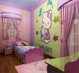 11 hello kitty bedroom decorating ideas with wall decor