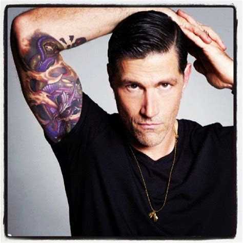 matthew fox tattoo best 25 matthew fox tattoos ideas on fox