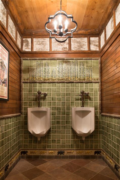 Craftsman Bathroom Tile by Bathroom Ideas Craftsman Bathroom Portland By