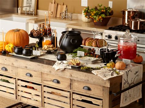 Weekend Entertaining Halloween Bash Williams Sonoma Taste Buffet Food Ideas For Adults