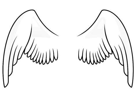 bird wing coloring page disegno da colorare ali cat 20666