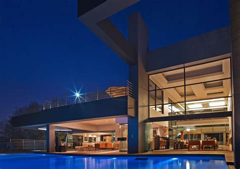 Contemporary Luxury Homes | modern luxury home in johannesburg idesignarch