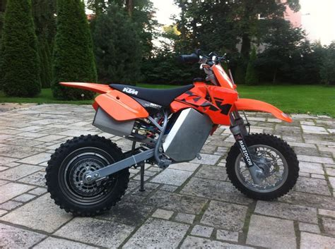 Motorrad Elektro Umbau by Elektro Ist F 252 R Ktm Rev