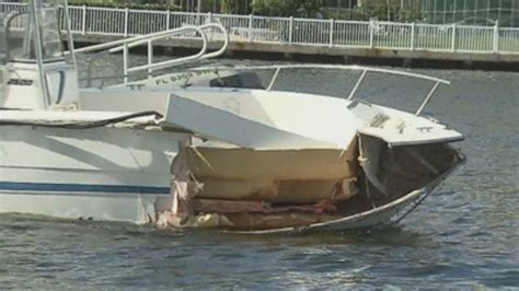 crash boat beach stickers 1 dead 1 injured in boating accident