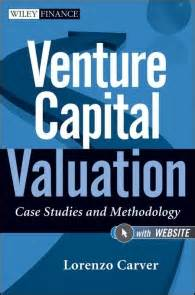 The Of Company Valuation And Financial Statement Ebook E Book venture capital valuation isbn 9780470908280 pdf epub