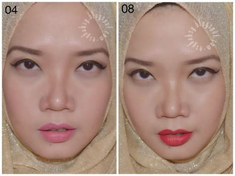 Wardah Lip Longlasting 04 esy review wardah lasting lipstick no