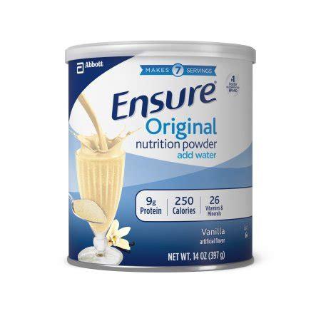 protinex liquid ensure original nutrition powder vanilla 14 0 oz