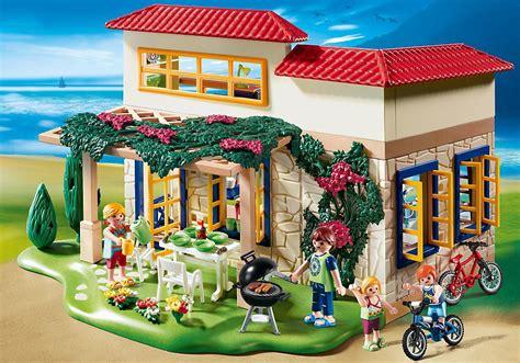 playmobil casa playmobil casita de verano 4857 en demartina