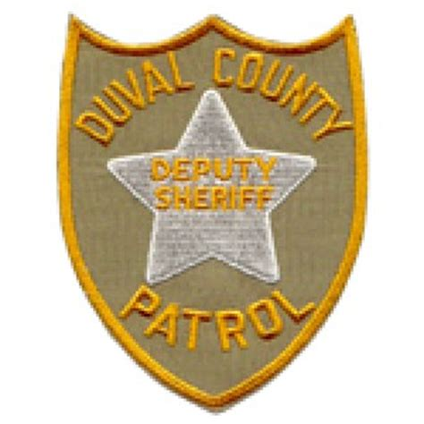 Duval County Sheriff Arrest Records Deputy Sheriff Charles M Sadler Duval County Sheriff S Department Florida