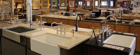 kitchen sink showroom home decorating ideas