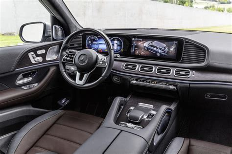 Mercedes Gle 2019 Interior 2019 mercedes gle officially revealed performancedrive