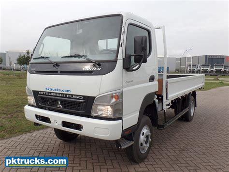 truck mitsubishi canter fuso mitsubishi canter cargo s 4x4 flatbed pk trucks