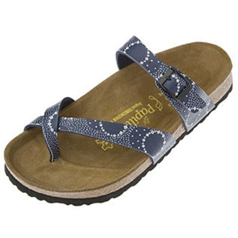 tabora birkenstock sandals birkenstock papillio tabora coralla blue sandal qvcuk