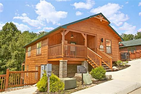 pet friendly cabin near dollywood gatlinburg