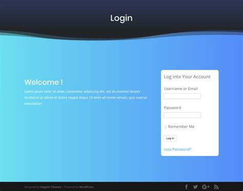 login layout design how to design custom account pages for woocommerce edd