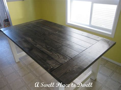 How To Stain Dining Table Furniture Aveiro Extending Dining Table Stain Oak And Grey Made Stained Dining Table
