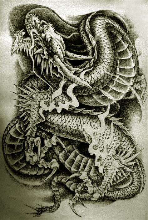 japanese dragon tattoos designs drachen http tattooideen at drachen