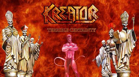 kreator pleasure to kill live at resurrection fest 2014 1000 images about kreator on pinterest album album
