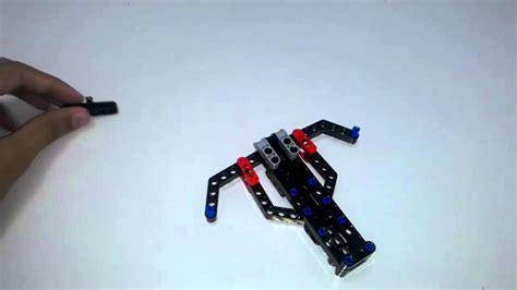 lego crossbow tutorial how to build lego crossbow youtube