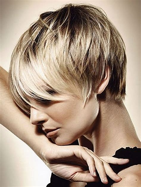 extremely short in back with bangs very short haircuts with bangs for women short