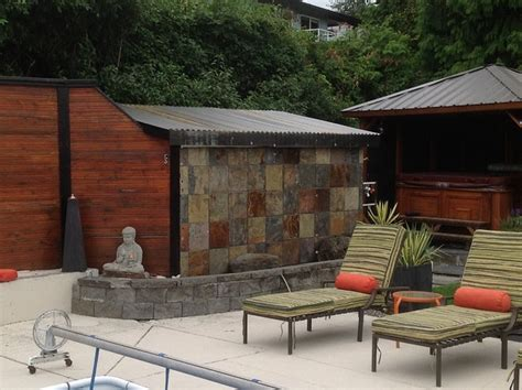 Patio Haus by Our Haus Patio Vancouver By Tri City Paint