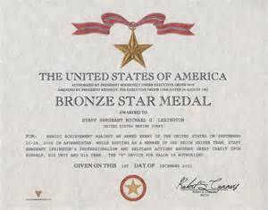 army conduct medal certificate template bronze medal replaement certificate