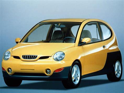 daewoo matiz concept   concept cars