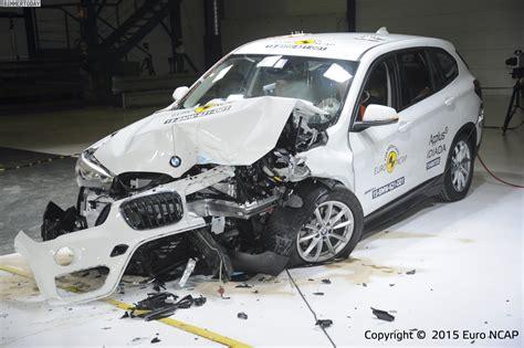 Bmw 1er Crashtest by Bmw X1 F48 5 Sterne Beim Ncap Crashtest 2015