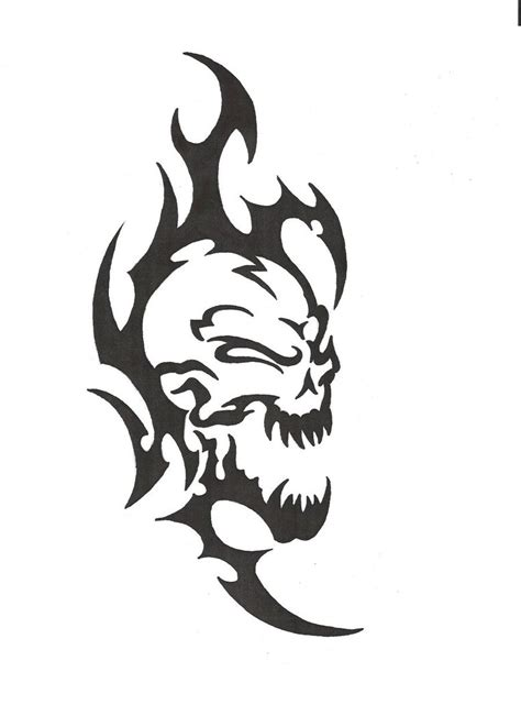 flaming skull tattoo designs flaming skull by delta1313 on deviantart