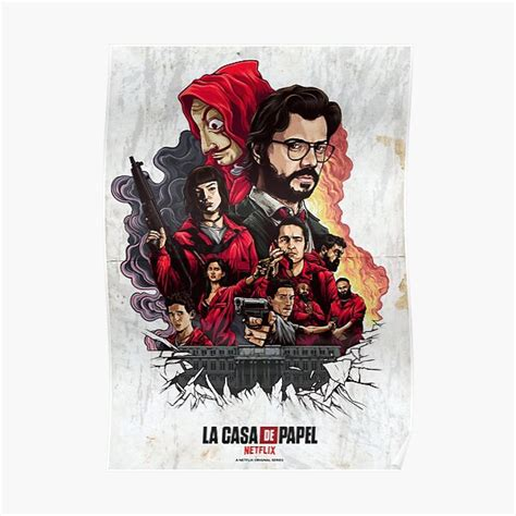 money heist gifts merchandise redbubble