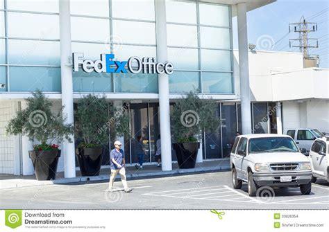 Fedex Sacramento by Sacramento Usa September 19 Fedex Office On September 19 20 Editorial Stock Image Image