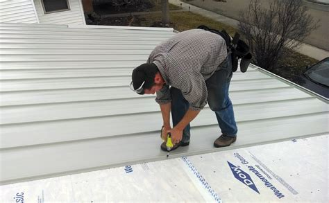 how to install a metal roof on a house introducing the metal roof shingles are now obsolete