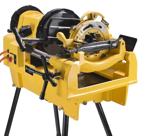 Threading Machine sdt 1224 pipe threader threading machine fits ridgid 26092
