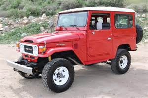 1983 Toyota Land Cruiser For Sale 1983 Fj40 Toyota Land Cruiser For Sale At Tlc