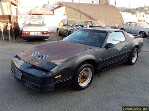 how to learn about cars 1989 pontiac firebird interior lighting 1989 pontiac firebird trans am gta 2dr hatchback in el cajon ca 1 owner car guy