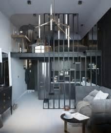 Exceptionnel Idee Amenagement Cuisine Petit Espace #8: deco-studio-lit-mezzanine-idees-amenagement.jpg