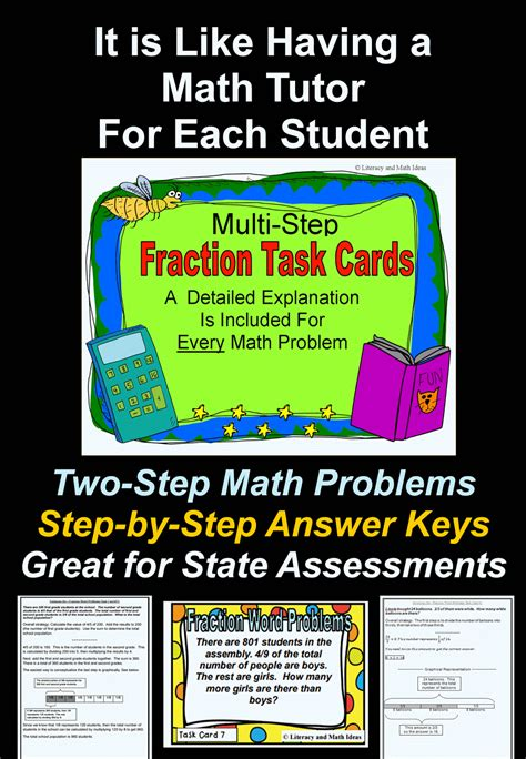 step by step math videos online math games for kids literacy math ideas two step fractions practice with