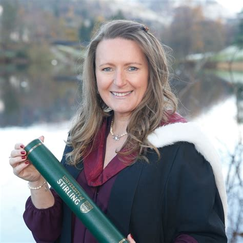 Of Stirling Mba Fees by Graduate Stories Khlayre Cairney Of Stirling