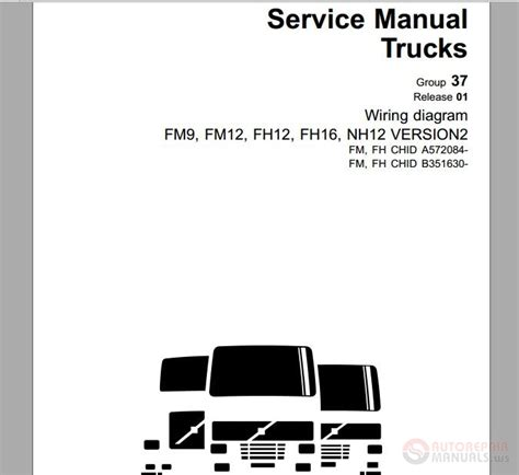 volvo truck repair volvo fh12 wiring diagram volvo get free image about