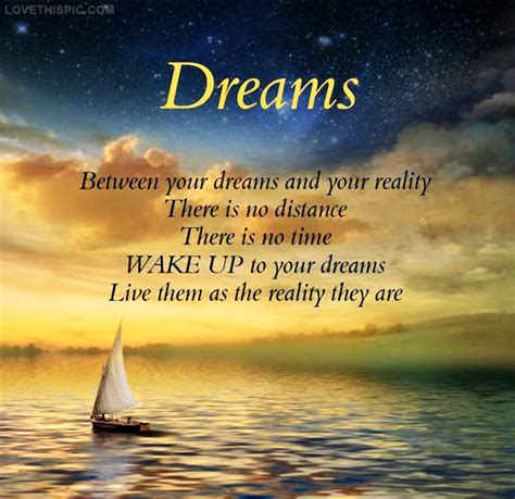life dream dreams life quotes positive quotes sunset ocean clouds