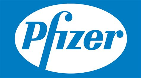 a logo with a pfizer logo pfizer symbol meaning history and evolution