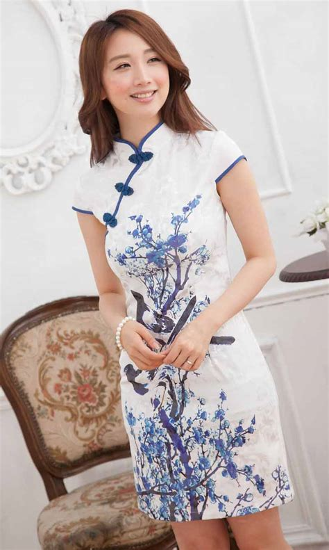 dress cheongsam china model terbaru 2014 model terbaru