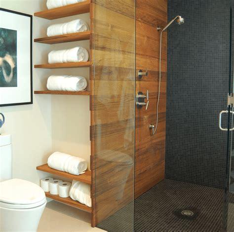 Storage Ideas For Small Bathrooms With No Cabinets by 23 Banheiros Com Pastilhas Lindas Arquidicas